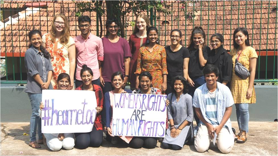 <b>Kick-start event to 16 days of activism on Violence against Women</b>