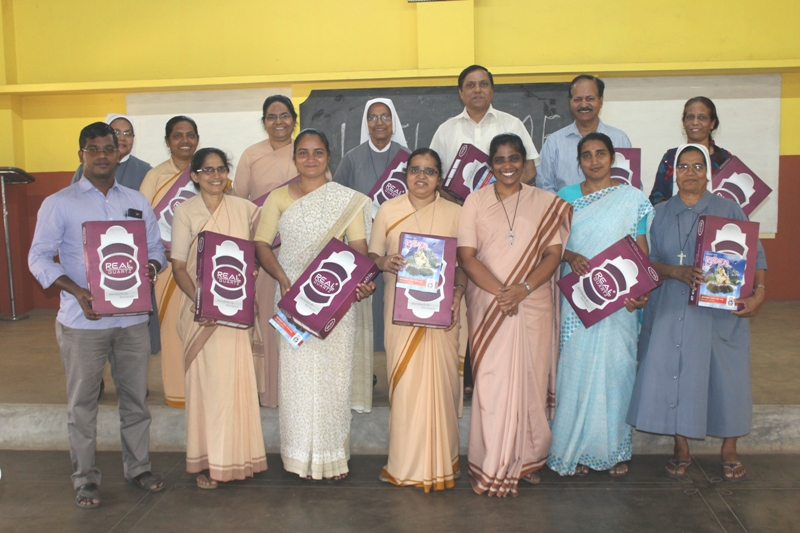 <b>Bandhavya Partners get an exposure to DJSC activities in Vamanjuru</b>